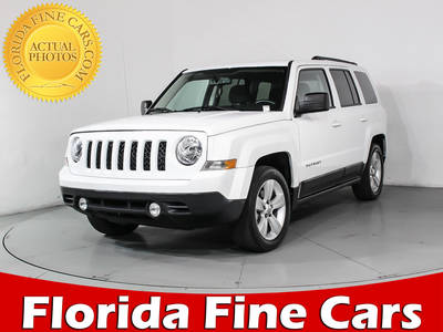 Used JEEP PATRIOT 2016 MARGATE LATITUDE