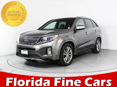 Used KIA SORENTO 2014 HOLLYWOOD SX-Limited