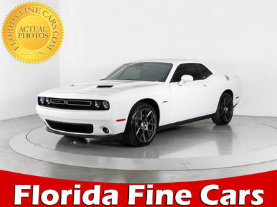 Used DODGE CHALLENGER 2016 WEST PALM R/t