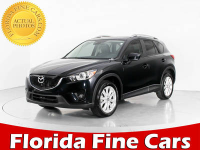 Used MAZDA CX-5 2014 WEST PALM GRAND TOURING