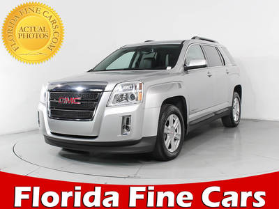 Used GMC TERRAIN 2015 HOLLYWOOD SLT1