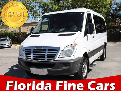 Used FREIGHTLINER SPRINTER-2500 2012 MIAMI