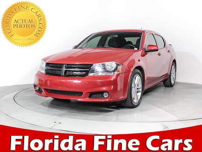 Used DODGE AVENGER 2014 MIAMI SXT