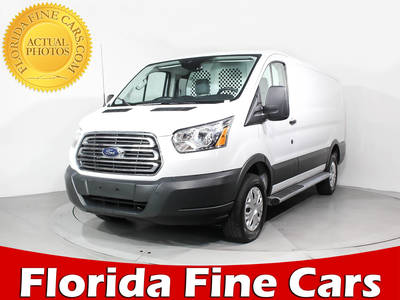 Used FORD TRANSIT-VAN 2016 MIAMI