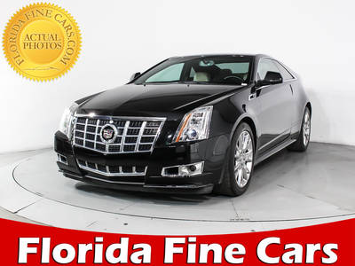 Used CADILLAC CTS 2014 WEST PALM PERFORMANCE