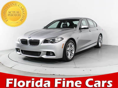 Used BMW 5-SERIES 2015 MIAMI 528i M Sport
