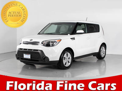 Used KIA SOUL 2016 MIAMI