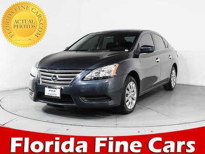Used NISSAN SENTRA 2014 MIAMI S