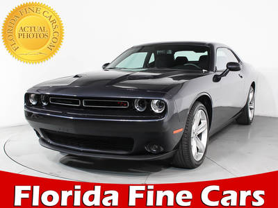 Used DODGE CHALLENGER 2018 HOLLYWOOD R/T