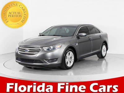 Used FORD TAURUS 2014 WEST PALM SEL