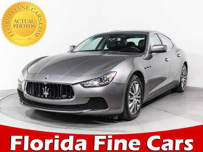Used Maserati cars, trucks & SUV for sale in Miami, Hollywood, West