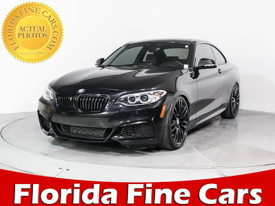 Used BMW 2-SERIES 2015 MIAMI M235I