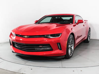 Used CHEVROLET CAMARO 2018 HOLLYWOOD 1lt Rs Package