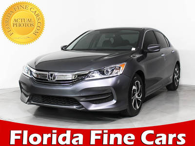 Used HONDA ACCORD 2017 HOLLYWOOD LX