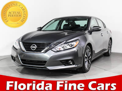 Used NISSAN ALTIMA 2017 HOLLYWOOD Sl