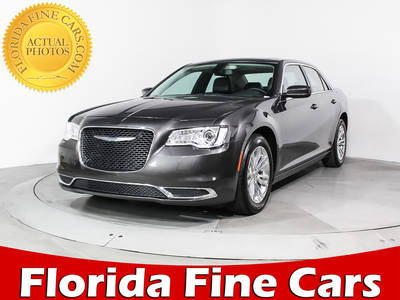 Used CHRYSLER 300 2017 WEST PALM LIMITED