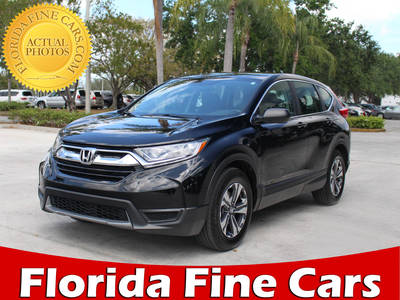 Used HONDA CR-V 2017 MARGATE LX