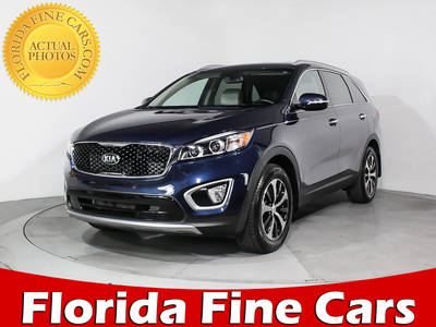 Used KIA SORENTO 2017 HOLLYWOOD EX