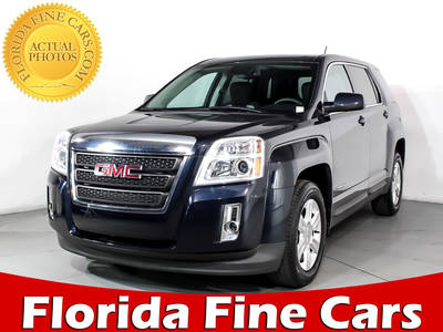 Used GMC TERRAIN 2015 HOLLYWOOD SLE1