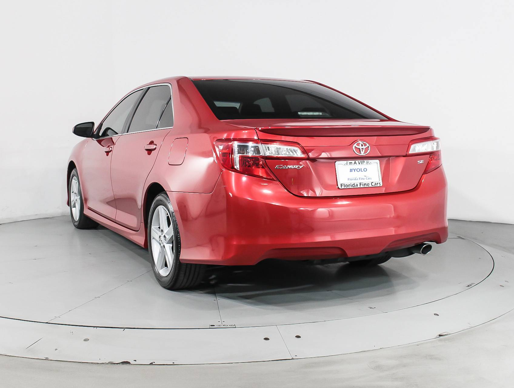 Used  Toyota Camry Se Sedan For Sale In Wholesale Fl  Florida Fine Cars