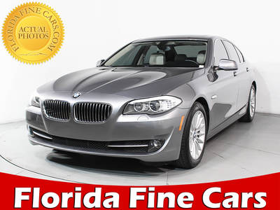 Used BMW 5-SERIES 2013 MIAMI 535I