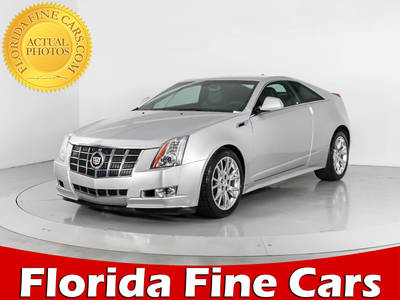 Used CADILLAC CTS 2014 WEST PALM PREMIUM