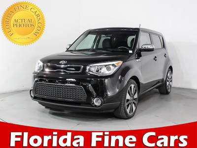 Used KIA SOUL 2014 MIAMI !