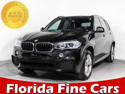 Used BMW X5 2015 MIAMI Sdrive35i M Sport