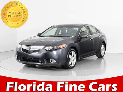 Used ACURA TSX 2012 WEST PALM
