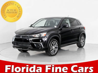 Used MITSUBISHI OUTLANDER-SPORT 2016 WEST PALM ES