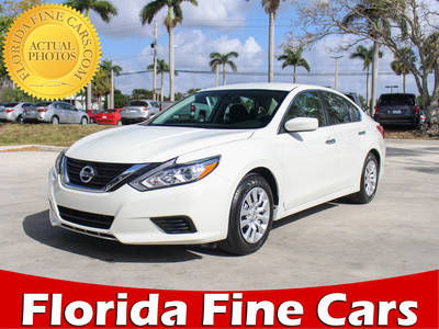 Used NISSAN ALTIMA 2018 MIAMI 2.5s