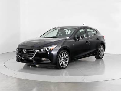 Used MAZDA MAZDA3 2018 WEST PALM TOURING