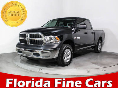 Used RAM 1500 2017 MIAMI TRADESMAN