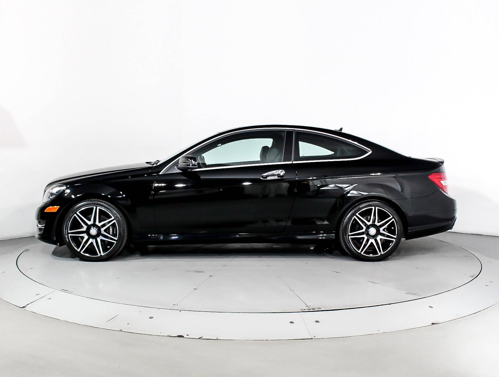 Used 2014 Mercedes Benz C Class C350 4matic Sport Coupe For Sale