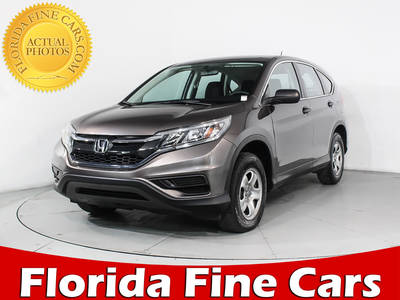 Used HONDA CR-V 2015 HOLLYWOOD LX