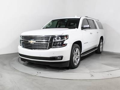 Used CHEVROLET SUBURBAN 2015 MIAMI LTZ