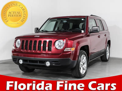 Used JEEP PATRIOT 2013 MIAMI LATITUDE