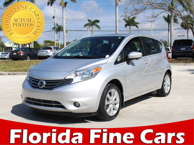 Used NISSAN VERSA-NOTE 2015 MARGATE Sl