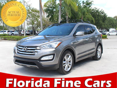 Used HYUNDAI Santa-Fe-Sport 2015 MARGATE Ultimate 2.0t