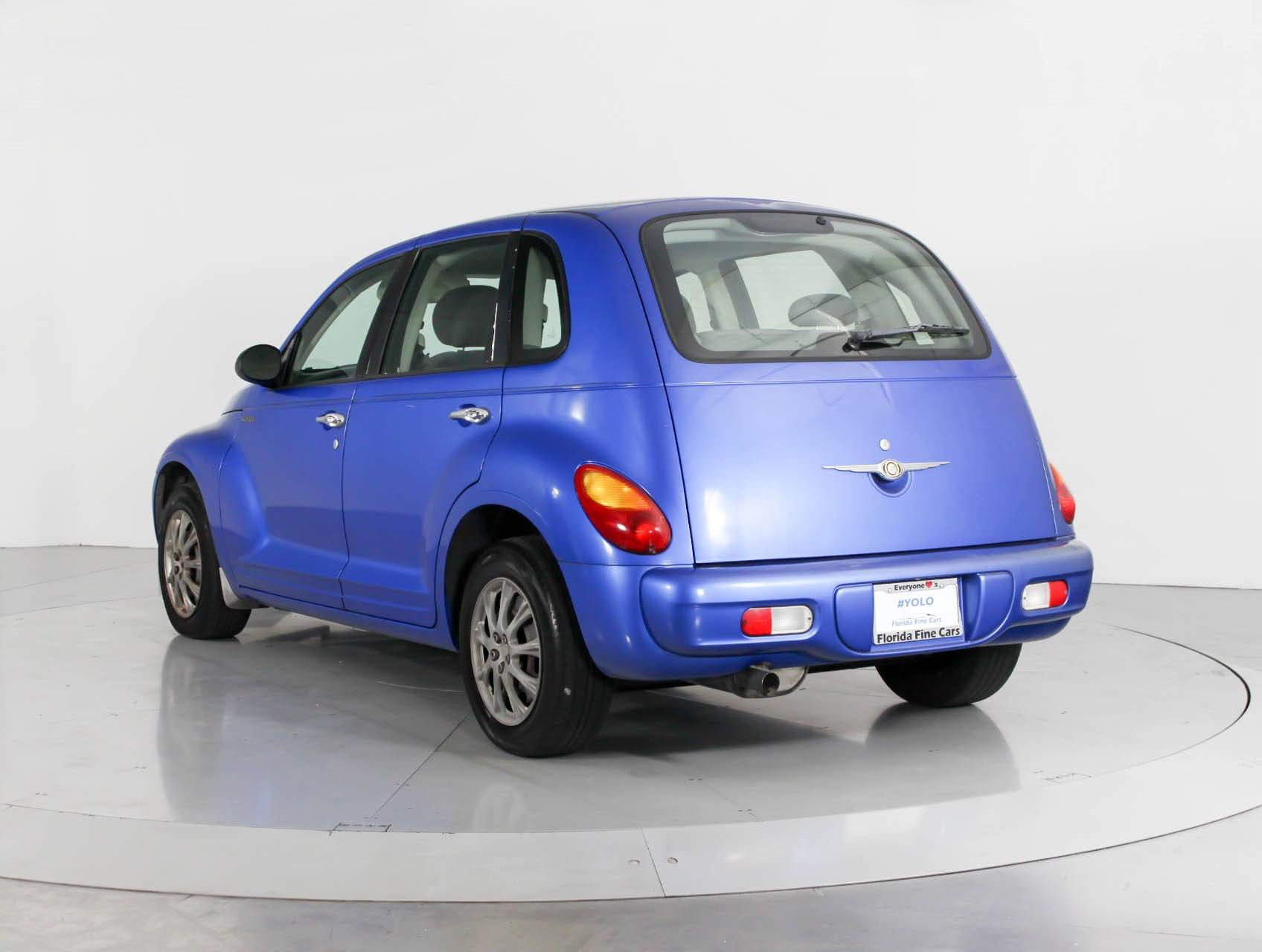 Used 2005 Chrysler Pt Cruiser Suv For In West Palm Fl 93244 Florida Fine Cars