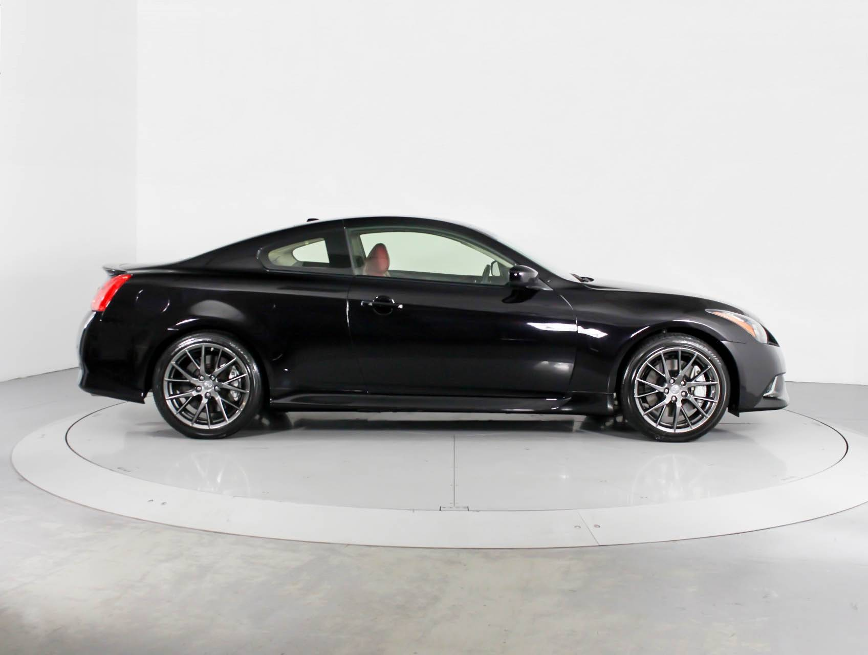 Used 2013 INFINITI G37 IPL Coupe for sale in WEST PALM FL
