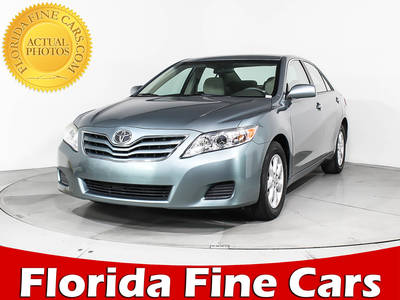 Used TOYOTA CAMRY 2011 MIAMI Le