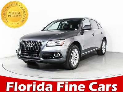 Used AUDI Q5 2013 MARGATE PREMIUM PLUS
