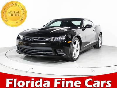 Used CHEVROLET CAMARO 2015 WEST PALM 1SS