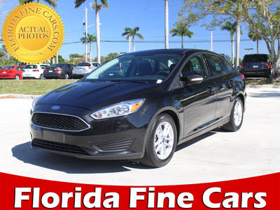 Used FORD FOCUS 2015 MARGATE SE
