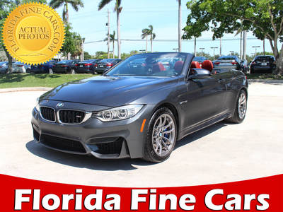 Used BMW M4 2015 MARGATE Convertible