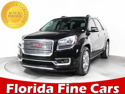Used GMC ACADIA 2014 HOLLYWOOD DENALI
