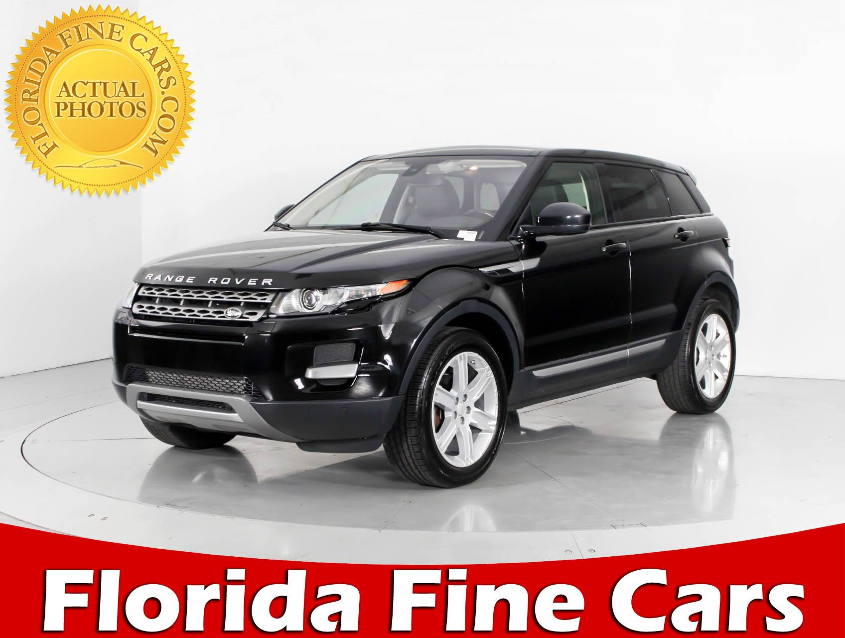 used 2015 land rover range rover evoque pure plus suv for sale in