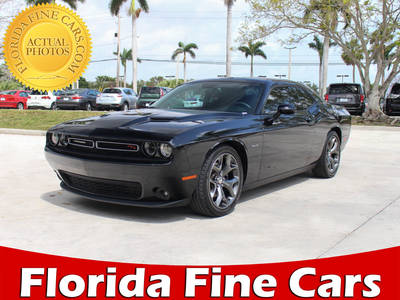 Used DODGE CHALLENGER 2015 MARGATE R/T