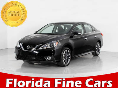 Used NISSAN SENTRA 2016 WEST PALM SR